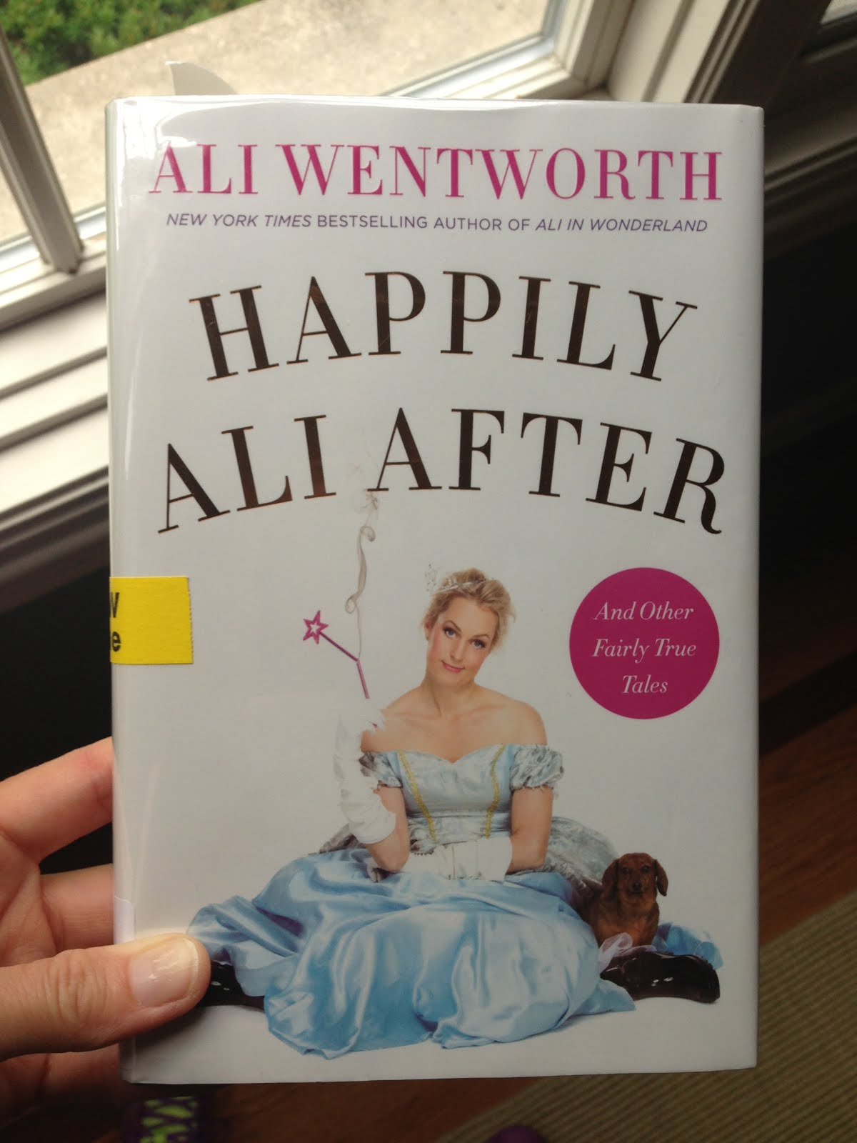 Happily Ali After -- Ali Wentworth