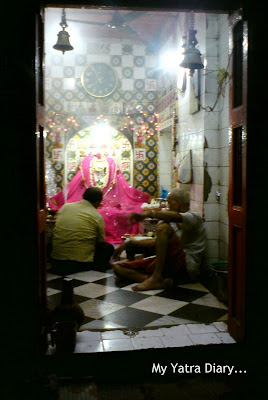 Charchika Mata Temple in Mathura