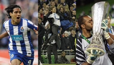 FC Porto vencedor da Liga Europa 2010/2011