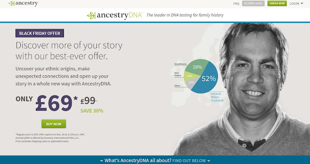 ancestry autosomal testing sale shipping