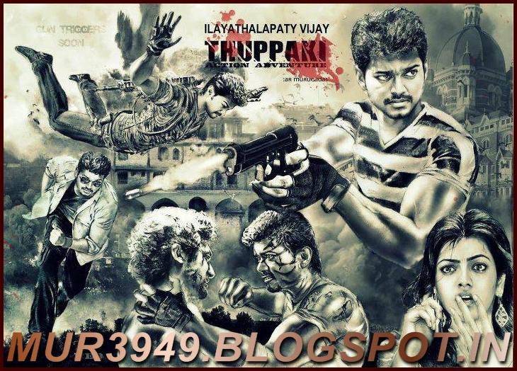 Murali Krishna Thuppakki 2012 Telugu Mp3 Songs Free Download