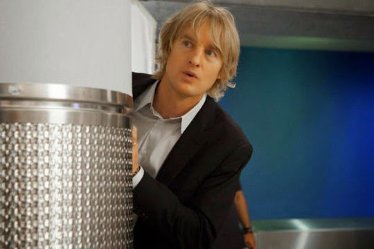 Owen Wilson dans Broadway Therapy