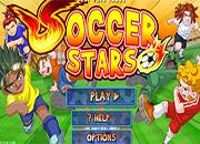 Juegos de futbol soccer stars