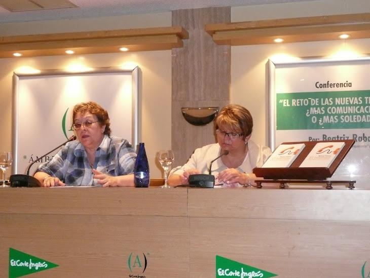 CONFERENCIA: EL RETO DE LAS NUEVAS TECNOLOGÍAS. Valencia, 30 de mayo de 2011
