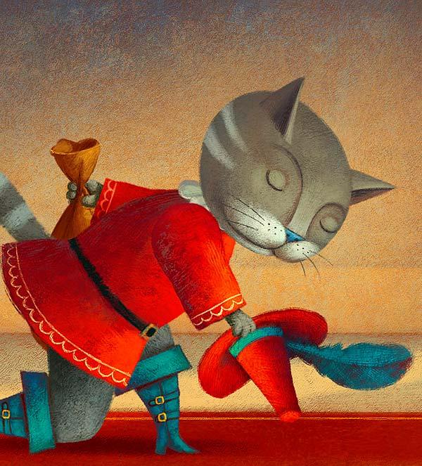 Ilustración de PAOLO DOMENICONI