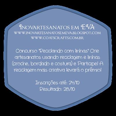 RECICLANDO COM LINHAS
