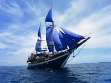 Perahu Phinisi Makassar