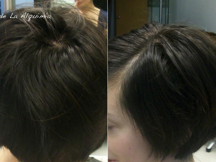 El tratamiento de los cabello botoksom en rostove