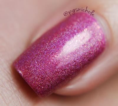 Glam Polish Heart Breaker by Bedlam Beauty