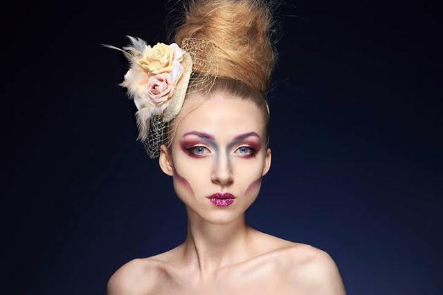 [229.] Sweet Dreams - efekty kolejnej sesji zdjęciowej z makijażem artystycznym.