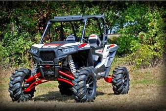 HighLifter 3-5 inch Signature Series Lift Kit for the RZR XP 1000