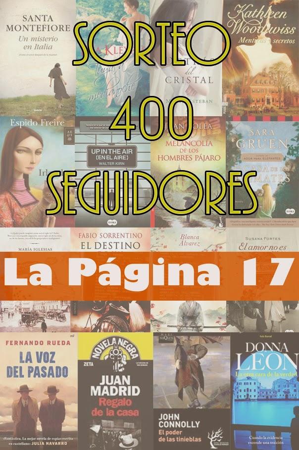 http://lapagina17.blogspot.com.es/2014/09/sorteo-400-seguidores.html?showComment=1413376770005#c8717162420012318714
