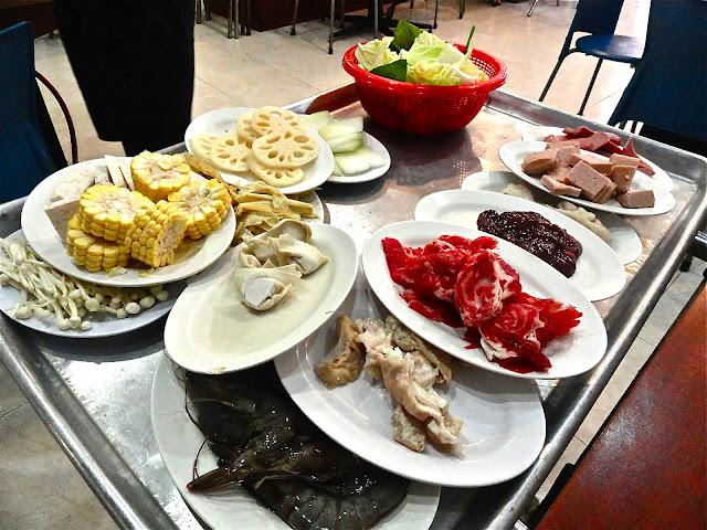 Ting Yuan Fishhead Hotpot