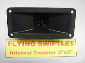 C42 FLYING SWIFTLET INTERNAL TWEETER