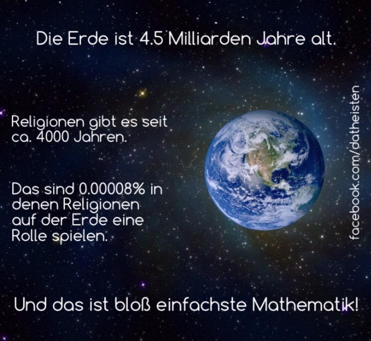 0,00008% der Zeit