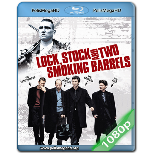 LOCK, STOCK AND TWO SMOKING BARRELS (1998) FULL 1080P HD MKV ESPAÑOL LATINO