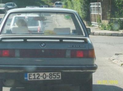 funny car, bmw