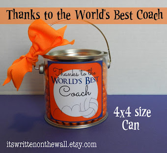 Coaches Don't Always Get Thanked like Teachers-Here's An Easy Way To Do It
