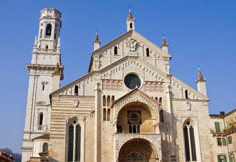 Кафедральный собор в Вероне