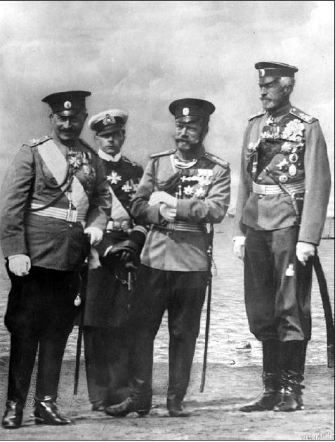 Путин в отдельной дивизии
