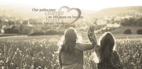 Quotes For Friend Bonding : Bonds of friendship quotes like success