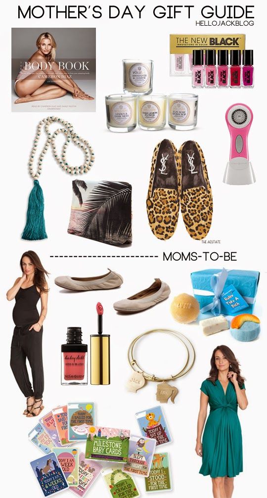 Hello Jack Blog: 2014 Mother's Day Gift Guides