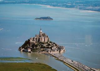 Mont Saint Michel France Travelrin