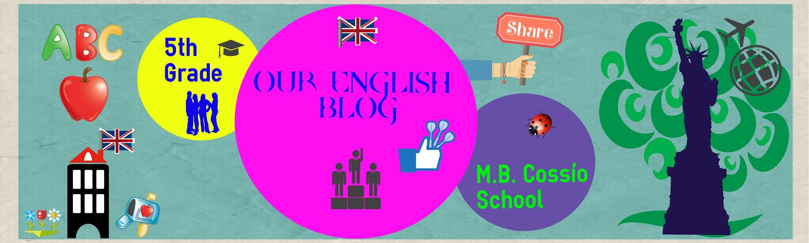 OUR ENGLISH BLOG 5th GRADE