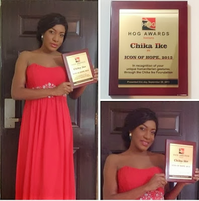chika ike awards