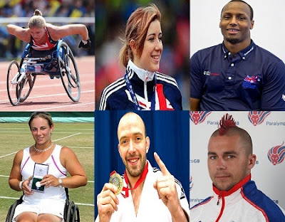 Extraordinary Athletes of London 2012 Paralympics