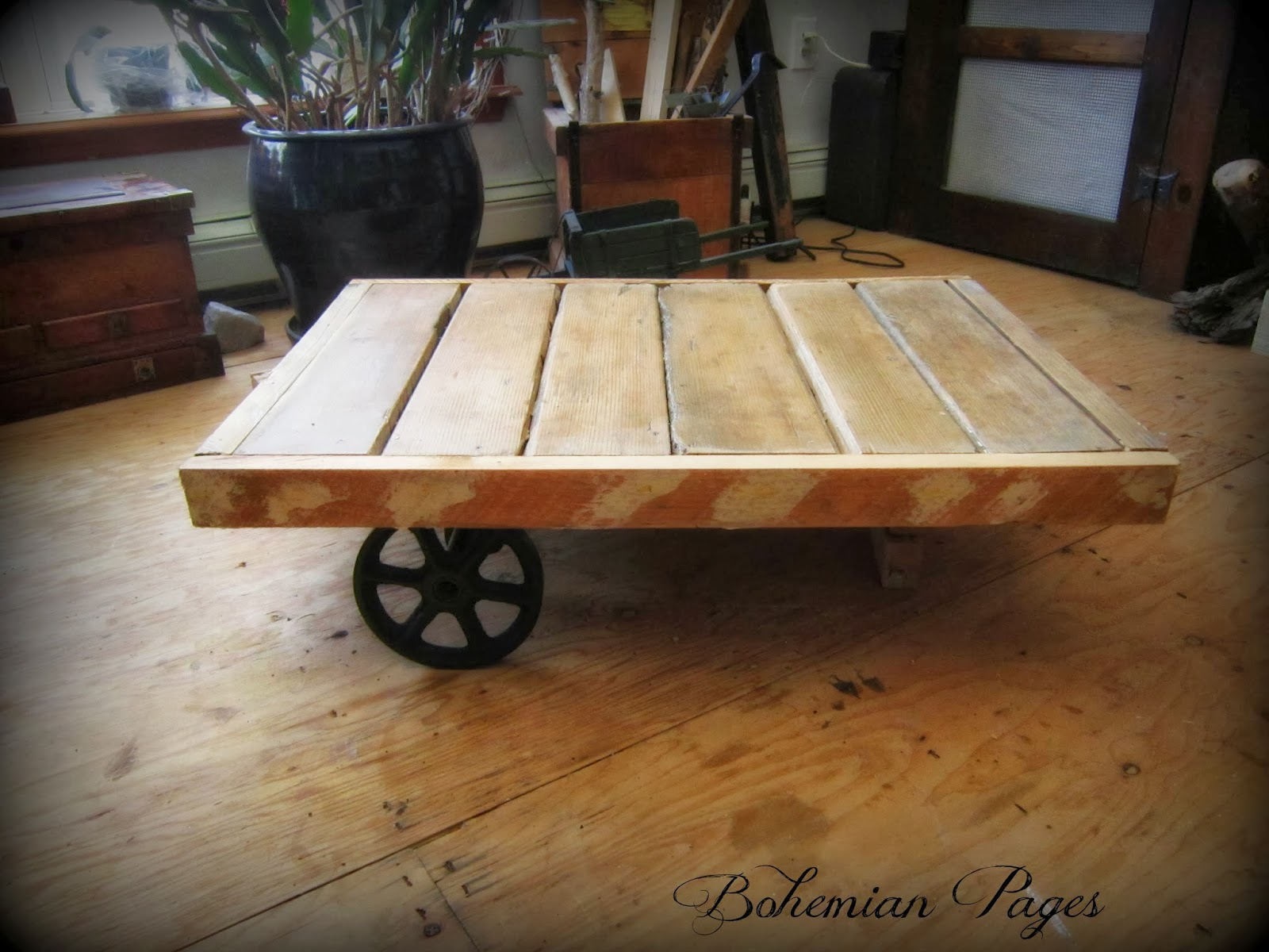 DIY Friday  Meditation Table: Part 1
