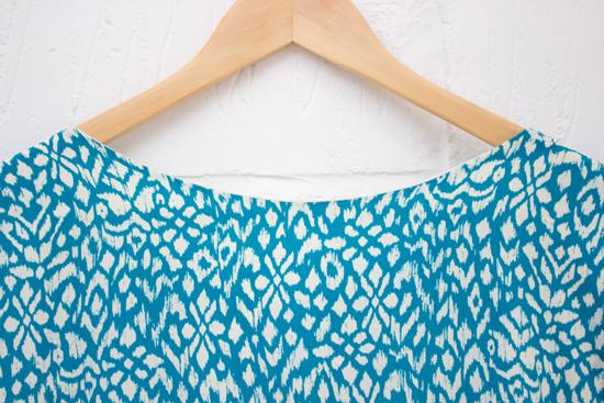 DIY summer dress pattern