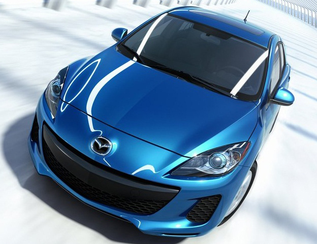 2012 New Mazda 3 Will Make You Comfortable When Driving On The Street  Quickly. Smooth Gearshift System Also Makes The Engine More Powerful And  Fuel ...