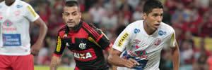 Flamengo 1 x 1 Náutico: Veja os gols