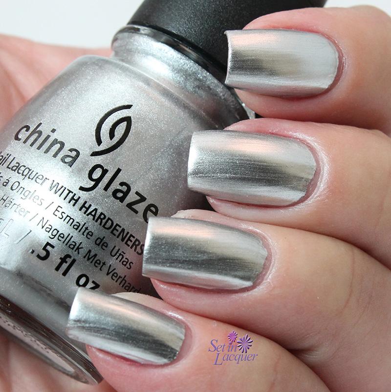 China Glaze - I'd Melt For You
