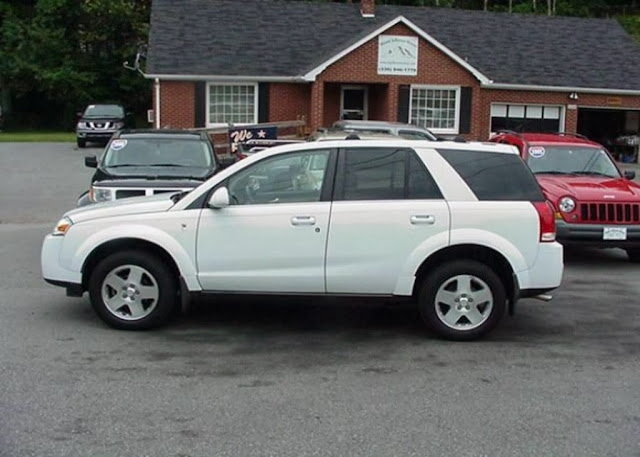 Saturn Vue Car Prices