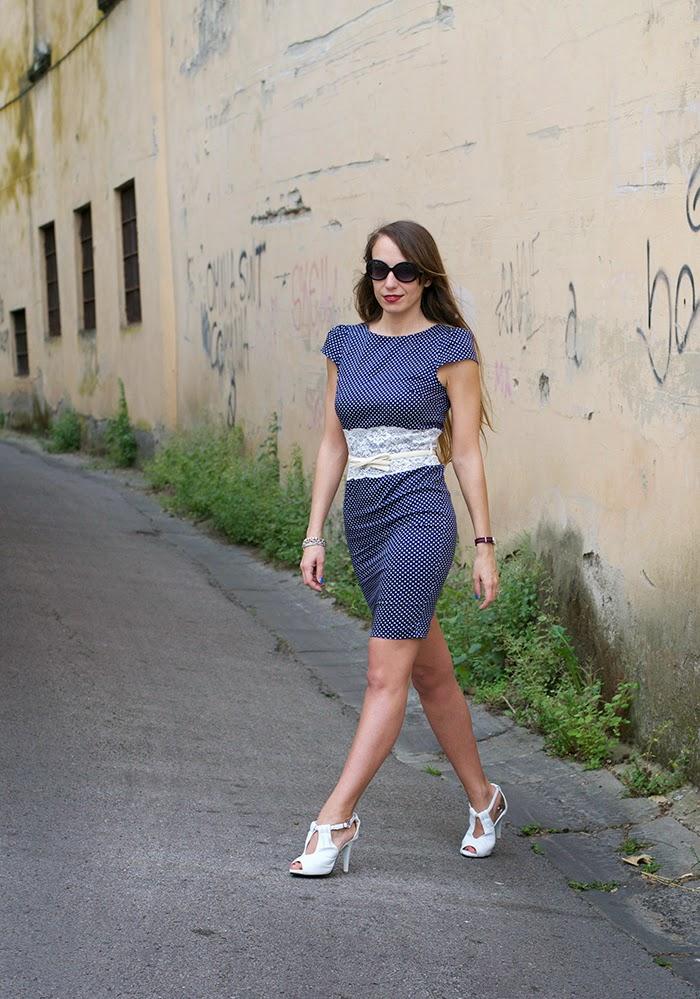 abito stile vintage