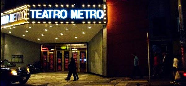 Teatro Metro - Bogotá