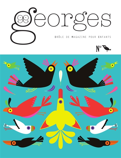 Magasine Georges n° Oiseaux