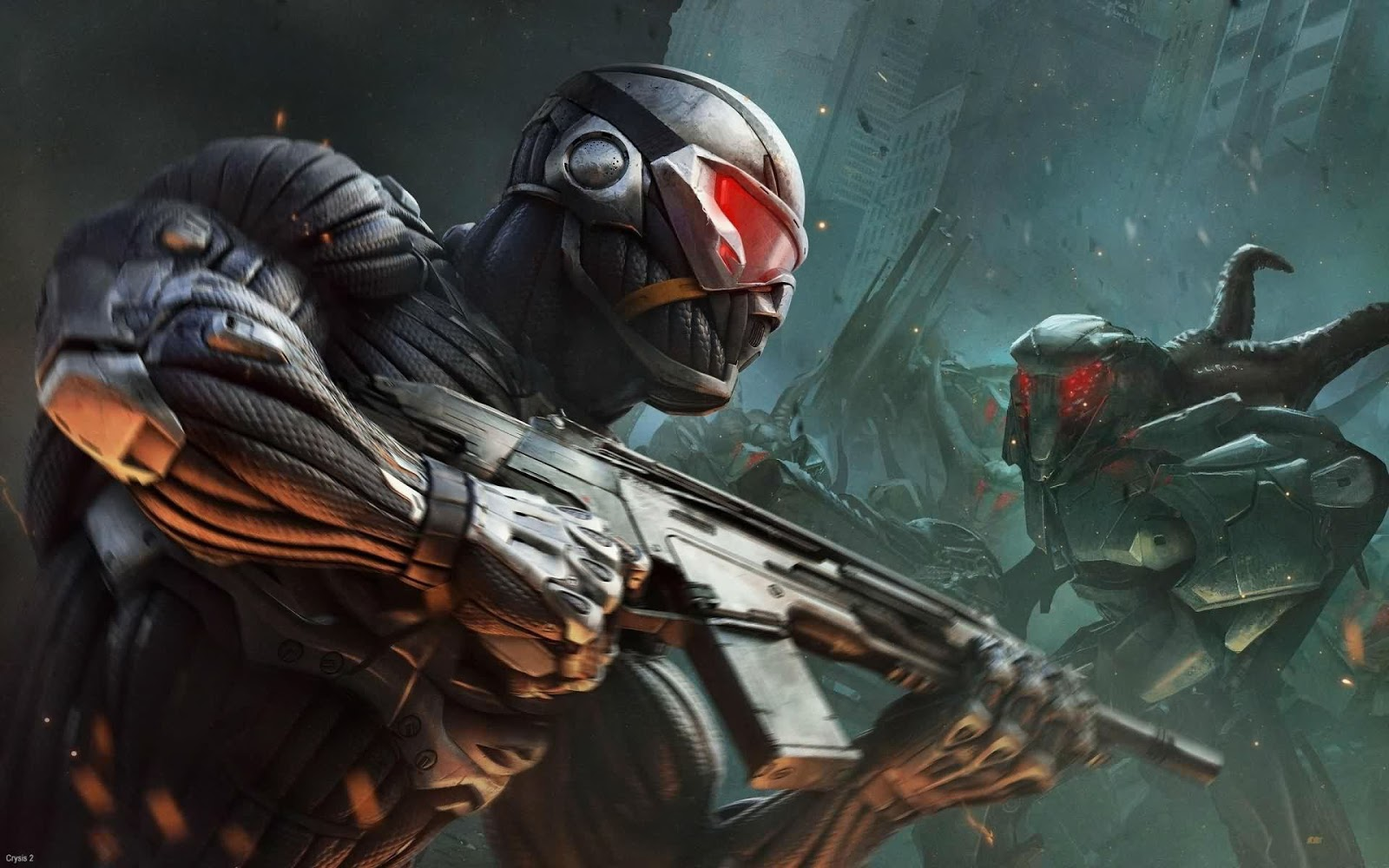 crysis 4 wallpaper hd - photo #37