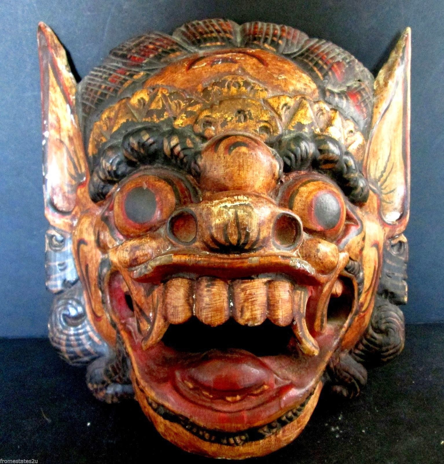 Chinese Dragon Mask | New Calendar Template Site