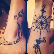 heart wrist tattoo designs.ideas for wrist tattoos.wrist bracelet tattoo .