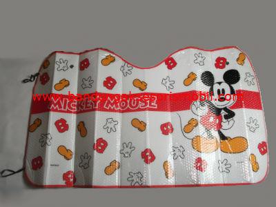 Penutup Kaca Keluarga Disney Mickey Mouse