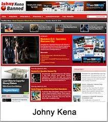 johny kena banned