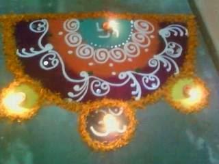 Rangoli Diwali Collection 28