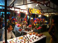 Imagenes artesanos  Atlantida Uruguay turismo