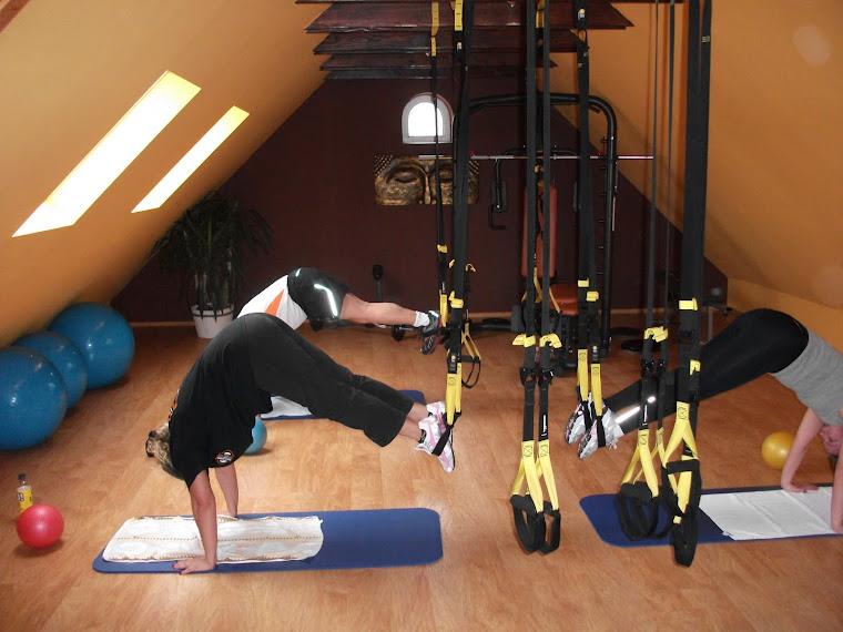 Egyéni és csoportos edzések Szendrey Annával