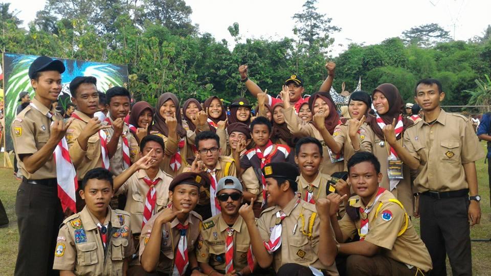 Lomba Perkemahan Pramuka Penggalang Se-Jawa Barat-DKI Jakarta-Banten