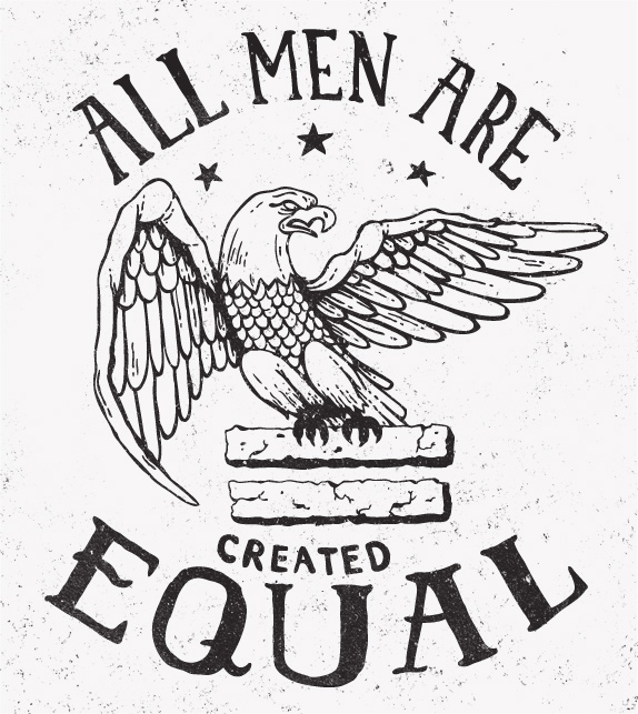 """Did the Statement """"All Men are Created Equal"""" Include ..."""