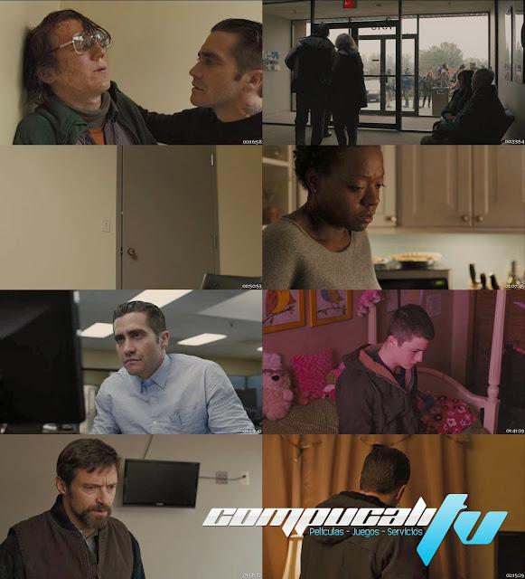 Prisioneros DVDRip Latino